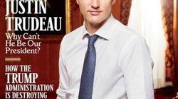 L'«horrible» Justin Trudeau est en couverture du Rolling Stone et Fox News n'est vraiment pas