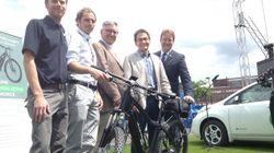 Montréal « probablement » partenaire d'un projet de vélo