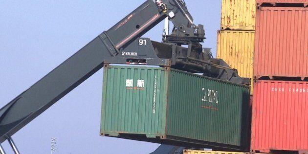 Les quatre Géorgiens trouvés dans un conteneur demandent l'asile au