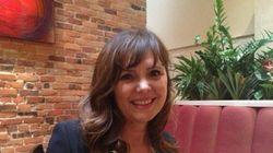 La peintre Joanne Corneau, alias Corno, est