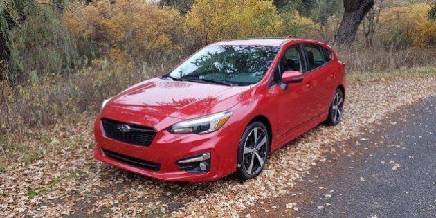 Premier contact Subaru Impreza 2017: arrivée à maturité