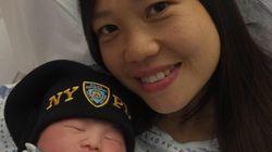 Ce bébé naît deux ans après la mort de son
