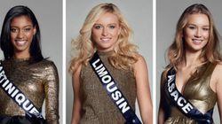 Découvrez les photos officielles des 30 prétendantes à Miss France