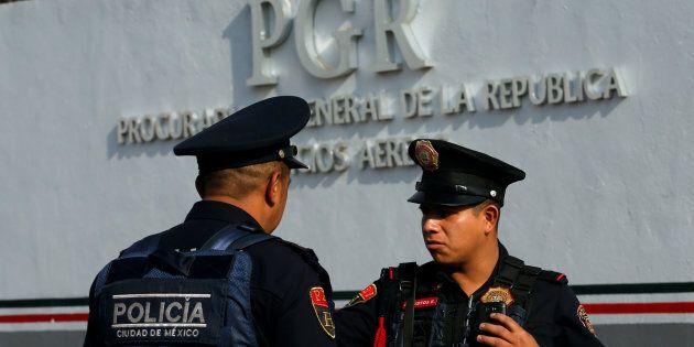 178 migrants d'Amérique centrale découverts dans un camion au