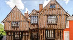 La maison de Godric's Hollow où est né Harry Potter est à