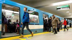 Le métro gratuit... mais hors
