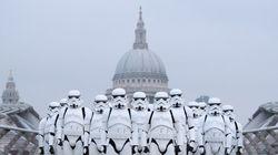 Des stormtroopers ont envahi