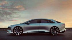 Lucid Motors Air: une rivale de taille pour la Tesla Model