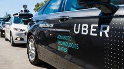 Uber: une voiture autonome brûle un feu
