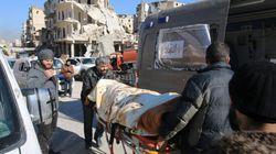 À Alep,«l'humanité rend son dernier