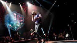 Des fans de Coldplay refoulés au Centre Bell après s'être procuré de faux