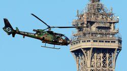 Critiques en France contre la présence militaire dans les