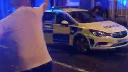 Ces policiers anglais se la jouent «Fast and Furious», en pleine