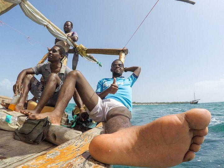 Sans soucis à Zanzibar
