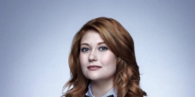 Katherine Levac lancera son spectacle à l'hiver 2018