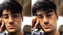Le sosie du jour est un mix de Harry Potter et Zayn