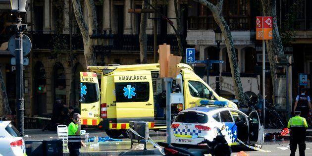Une douzaine d'attentats au véhicule bélier répertoriés dans les derniers