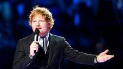 Ed Sheeran publie un tweet bien