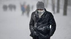 La neige cesse à Montréal, mais force Nez Rouge à annuler ses