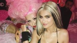 Kylie Jenner enfile son costume de Christina Aguilera pour l'anniversaire de la