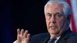 Le PDG d'ExxonMobil pressenti pour diriger la diplomatie