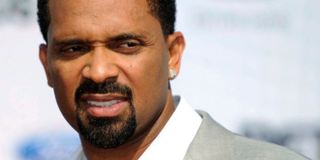 Actor Mike Epps arrives at the 2010 BET Awards in Los Angeles June 27, 2010. REUTERS/Gus Ruelas (UNITED...