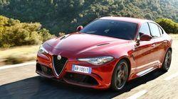 L'Alfa Romeo Giulia offerte à partir de 48 995