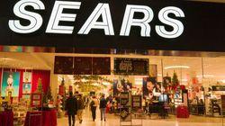 Sears Canada fait un pari risqué, alors que la compagnie ne va pas pour le