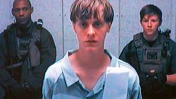 Tuerie raciste: le jeune Dylann Roof tient des propos sans aucune