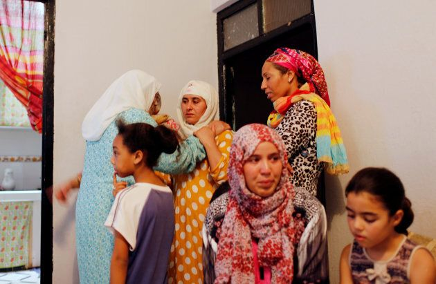 La famille de Abouyaaqoub au