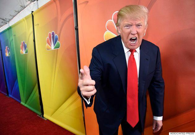 Donald Trump va rester producteur exécutif de l'émission «Celebrity