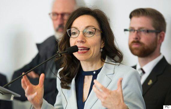 Bloc québécois : un premier député soutient la possible candidature de Martine
