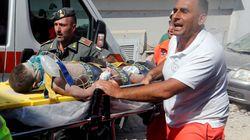 Séisme en Italie: le dernier des enfants piégés est sain et