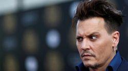 Johnny Depp élu acteur le moins rentable