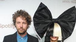 Sia et le réalisateur Erik Lang