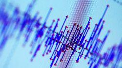 Un tremblement de terre frappe la