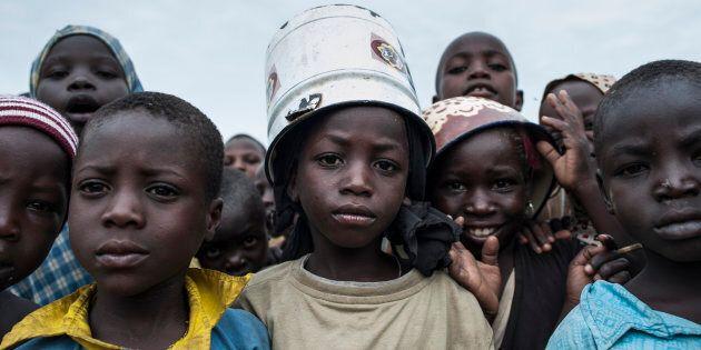 Boko Haram utilise quatre fois plus d'enfants kamikazes, selon
