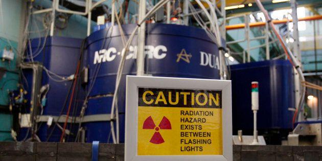 Dépotoir nucléaire: des sols déjà contaminés près de la rivière des