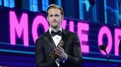 MTV Movie Awards: Alexander Skarsgard en chemise mais sans...
