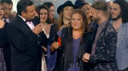 «La voix» : Stéphanie St-Jean l'emporte... de justesse