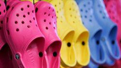 Les Crocs nocifs pour les