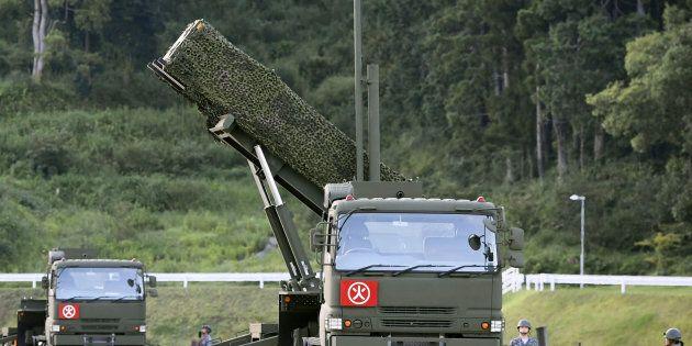 Le Japon déploie son système antimissile