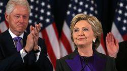 Les Clinton doivent arriver dimanche en