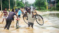 La mousson fait au moins 94 morts en Inde et au