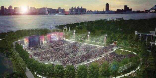 Les Montréalais seront consultés sur l'avenir du parc