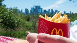 McDonald's offre son hamburger classique à 67 ¢ ce