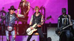 Guns N' Roses en spectacle au parc Jean-Drapeau en août