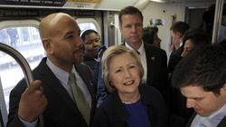 Hillary Clinton est vraiment fière de (presque) savoir prendre le métro