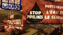 Oléoducs: coup d'éclat de Greenpeace au port de
