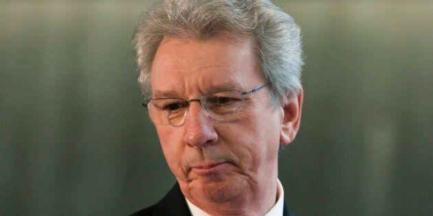 Jean-Pierre Blackburn quitte le parti fondé par Jean